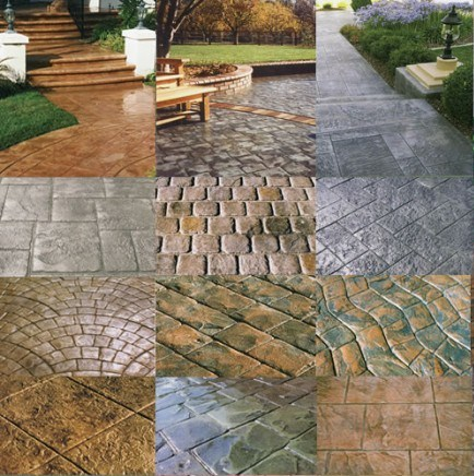 Decorative-Concrete-Patterns-for-your-Home