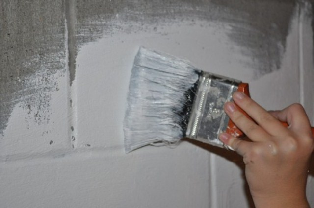 Is Waterproofing Paint A Good Idea To Protect Your Home From Water Seepage Pour Concrete