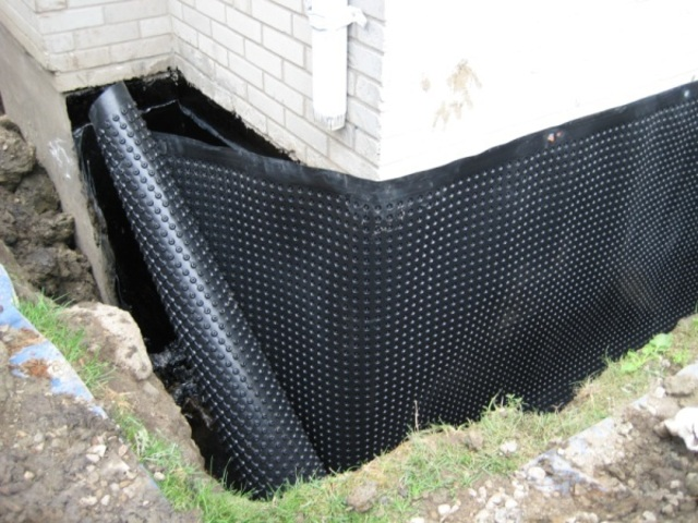 Blog pour concrete Exterior basement waterproofing